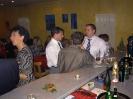 Jahresabschlussfeier 2008 im SHAKES BEER in Heusweiler