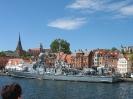 Schlachtenbummeler beim AO Tag in Flensburg Mai 2009